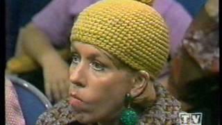 George on Carol Burnett Audience