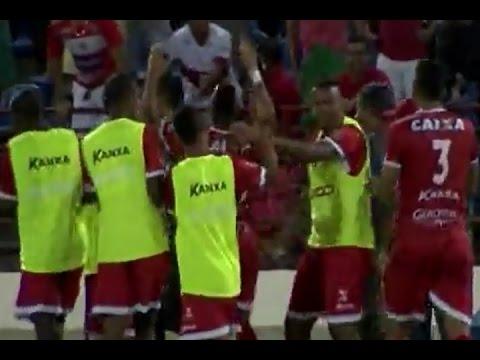 CRB reverte vantagem do ASA no 1º jogo da semifinal do Alagoano