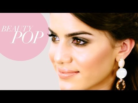 Prom Makeup: Bronzed Glow – Beauty Pop! with Camila Coelho