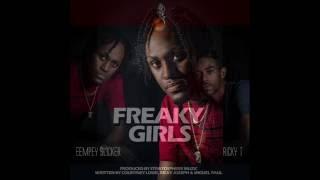 Video Ricky T - Freaky Girls ft Eempey Slicker MP3, 3GP, MP4, WEBM, AVI, FLV Agustus 2018