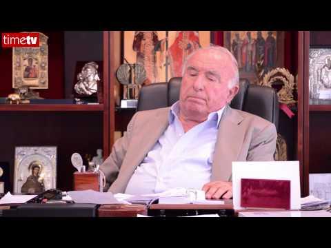 Video - Πέθανε ο ξενοδόχος και εκδότης Κώστας Μήτσης