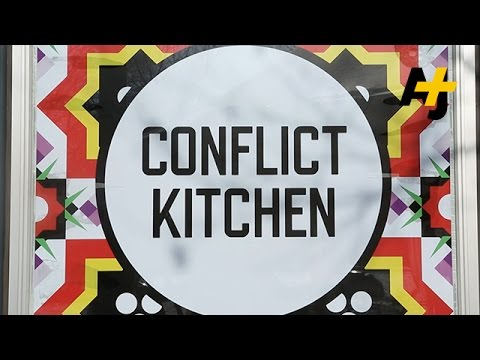 Conflict Kitchen: Food From Countries The U.S. Is In Conflict With