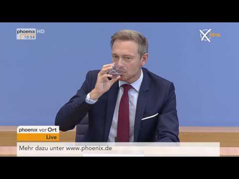 Christian Lindner / FDP: Abgeordnetenhauswahl Berlin  ...