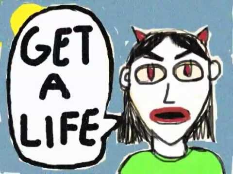 get a life  -  david sjoberg