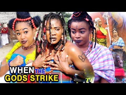 "WHEN THE GODS STRIKE SEASON 1&2 ""FULL MOVIE"" - (Mercy Johnson) 2020 Latest Nollywood Epic Movie"