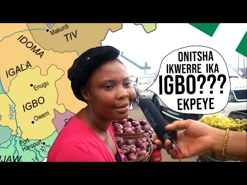 Igbo Dialects and the Igboid Language Family (Ezaa, Ekpeye, Ika, Ikwerre +)