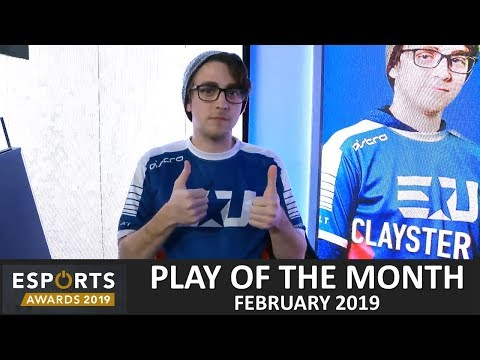 BEST PLAYS Of FEB 2019 In Esports Inc OVERWATCH League, CWL & R6 Invitational