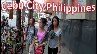 Cebu City Philippines  city pictures gallery : Walk around Cebu City Philippines - Thrift Store Prices, Chow King & Rain