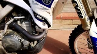 9. 2006 Yamaha YZ450F