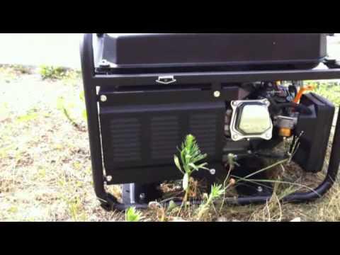 Hyundai hhy3000f топливо фотография