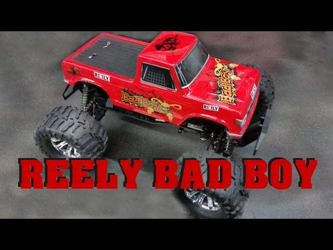Reely Bad Boy - 1:8 Brushless Monstertruck - Vostellung - Darconizer RC