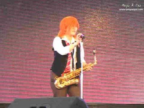 Japan Festa in Bangkok 2012 by Mainichi – Team 4 – Uta no Prince-sama Maji Love 1000%