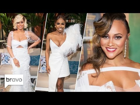 The Real Housewives of Potomac Season 4 Reunion Dresses Revealed | Bravo