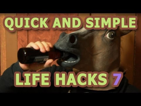 Quick And Simple Life Hacks 7