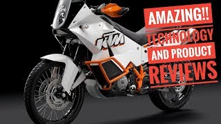 10. The Best of 2012 KTM 990 Adventure First Ride Review