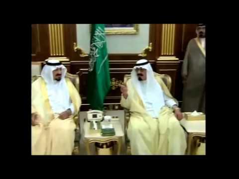 الملك عبدالله والأمير سلطان يستنكرون كلمة فقراء !!