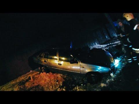 Эпизод 11 : Авария. Живой в багажнике. Слабонервным не смотреть. (видео)