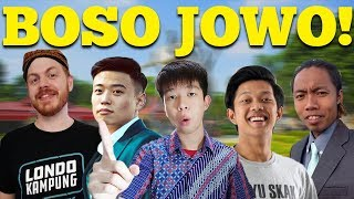 Video BAHASA JAWA? Feat. LondoKampung, Korea Reomit, Bayu Skak, Bajindul | Stanley Haoe MP3, 3GP, MP4, WEBM, AVI, FLV November 2018
