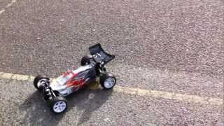 Rc Buggy 4WD VRX SPIRIT VANTAGE