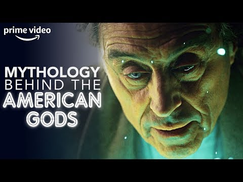 From Myths to American Gods | Prime Video