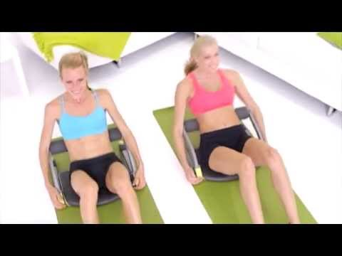Thane Wondercore Smart  Body Exercise System Ab Workout Fitness Train Home Gym Machine