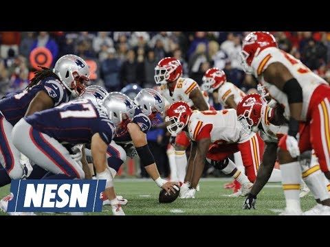 Video: AFC Championship Game: Patriots vs. Chiefs First Look Preview