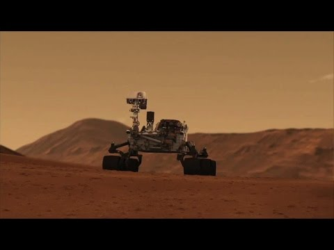 mars - Link to all the links - http://cnet.co/13lez6V It's the last Crave show of 2014. This week, Curiosity makes a huge discovery, the US Navy has a shark drone and American satellites detect an...