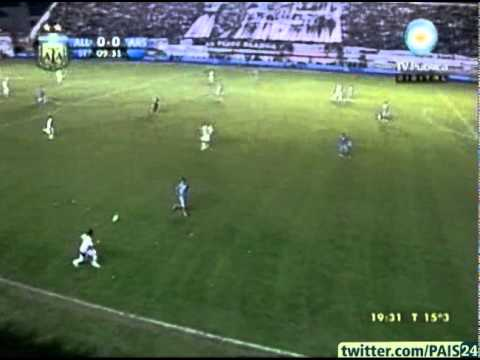 All Boys 1 - 0 Arsenal (Torneo Clausura 2011)
