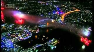 HD New Years Eve 2011, Sydney, Australia MIDNIGHT FIREWORKS!!
