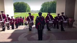 """""""Path to peace """" - William king memorial flute band"""