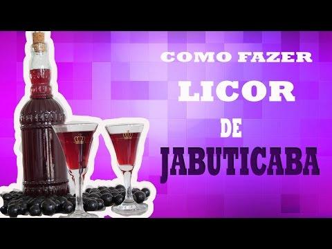 Licor de Jabuticaba - rec 5