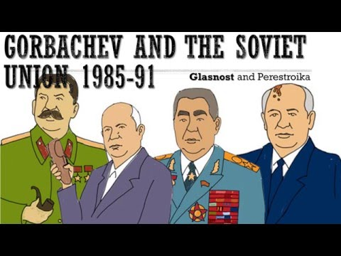 11 Gorbachev and the Soviet Union, 1985-91 Glasnost and Perestroika