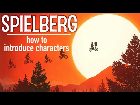 Spielberg: How to Introduce Characters