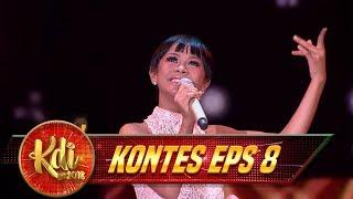Cantik!! Makin malam Makin Seru, Nyanyi Bareng Amel [LAILA CANGGUNG] 😍 - Kontes KDI Eps 8 (15/8)
