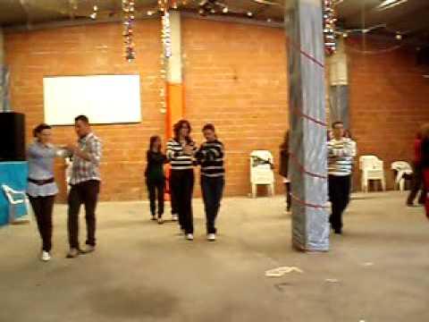 Clases en Losa (samba) 19-04-09