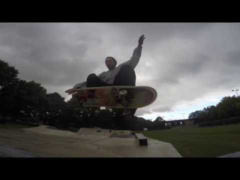 A Quick Trip to Chelmsford Skatepark