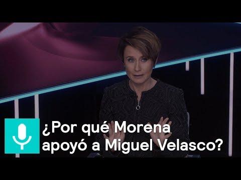 ¿Por qué Morena apoyó a Manuel Velasco? - Tercer Grado