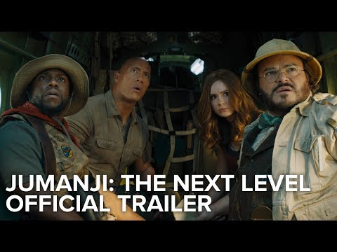 Jumanji: The Next Level | Official Trailer (HD)