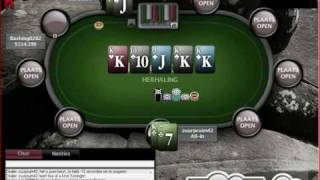 Crazy Poker Hands Pokerstars