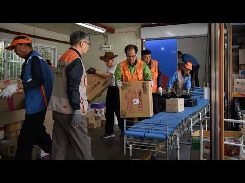Rentner in Südkorea: Arbeiten bis zum Tod