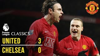 Download Video Manchester United 3-0 Chelsea (08/09) | Premier League Classics | Manchester United MP3 3GP MP4