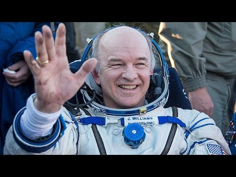 Με ασφάλεια επέστρεψαν στη Γη τρεις αστροναύτες από τον ΔΔΣ