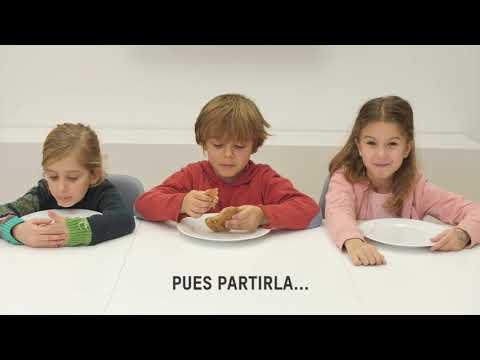 El experimento de los niños y las galletas contra la desigualdad