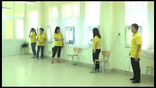 Hơn 1.000 học sinh Trường THPT Uông Bí được khám sàng lọc tật khúc xạ