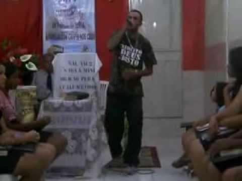 Grupo de Rap Semeadores de Cristo(Falando a verdade)Em Iguaracy
