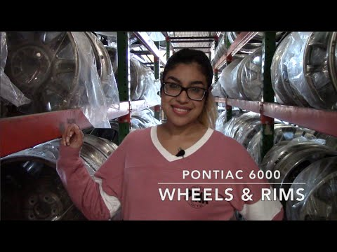 Factory Original Pontiac 6000 Wheels & Pontiac 6000 Rims – OriginalWheels.com