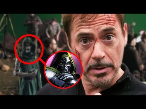 Robert Downey Jr. LEAKED Set Interview Reveals Avengers 4 Spoiler