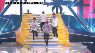 "Teen Choice Awards 2013 Rehearsal - One Direction - ""Best Song Ever"" Rehersal (Without Louis)"