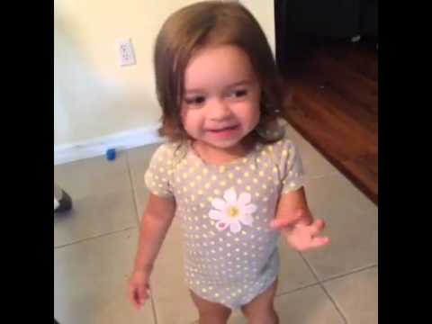 HILARIOUS LITTLE GIRL VINE!