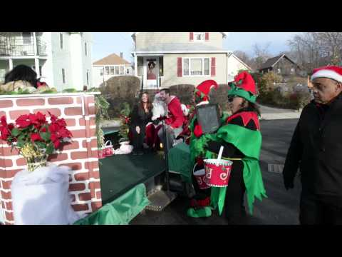 Ward 7 Annual Sleigh Ride With Santa